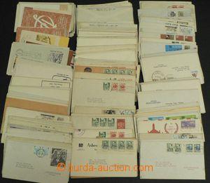 50341 - 1960-70 MEXICO  sestava asi 300ks dopisů zaslaných na jedn
