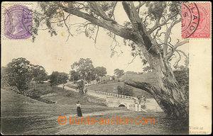 50398 - 1906 pohlednice do Německa, DR Parkside JY 5/06, doplatní