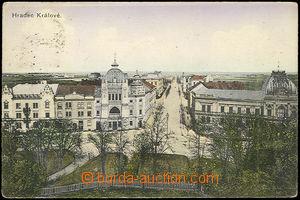 50534 - 1914 HRADEC KRÁLOVÉ - synagogue; Us, rounded corners