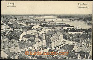 50540 - 1906 BRATISLAVA - synagogue; Us, light wrinkled corner