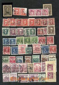 50942 - 1910-25 PERFINY/ RAKOUSKO/ ČSR I.  sestava 175ks zn. s růz