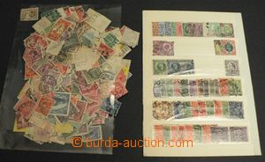 51005 - 1900-30 PERFINS/ WHOLE WORLD  selection of scattered stamp.