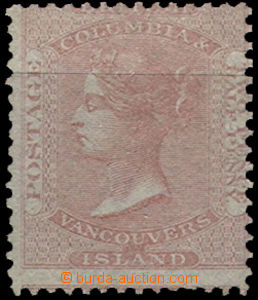 51029 - 1860 BRITISH COLUMBIA Mi.1, catalogue 400€