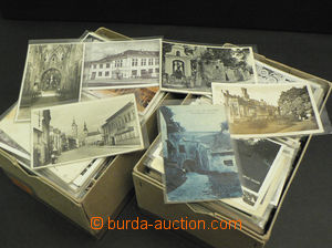 51270 - 1900-40 collection of ca. 1050 pcs of topographical Ppc from