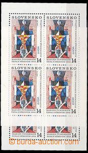 51608 - 1993 Zsf.PL13, 2ks PL Žena se džbánem, kat. 2x 460Sk
