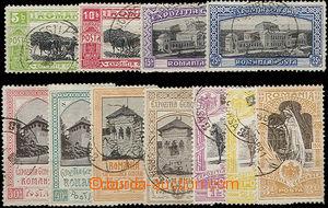 51708 - 1906 Mi.197-207, kat. 120€