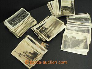 51832 - 1900-40 sestava cca 500ks místopisných pohlednic malého form