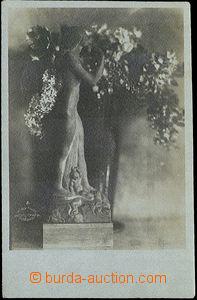 51877 - 1944 DRTIKOL Francis (1883–1961), Still-life, toned photo