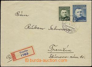 52064 - 1939 R dopis zaslaný v místě vyfr. mj. příplatkovou zn.