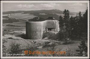 52170 - 1940 concrete bunker in Giant Mountains; Un, superb