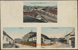 52175 - 1915 BRNĚNSKÉ IVANOVICE (Nennowitz) - 3-views; Us, preserv