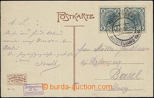52269 - 1906 Reichenberg/ Ausstellung 1906/ 8.VI.06, PR na barevné