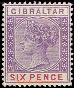 54517 - 1898 Mi.35, kat. 50€