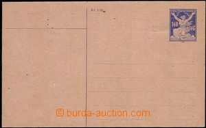 54811 - 1920 CPO1, PC for pneumatic tube. post, issue Chainbreaker,