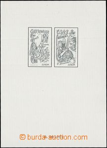 55171 - 1998 PTR5, EUROPA - myths and legends, c.v.. 700CZK