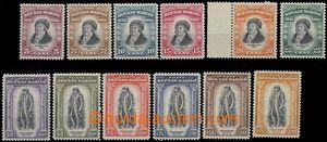 55413 - 1935 Mi.215-26,  100 let úmrtí Delfica, kompl. série 12ks, s