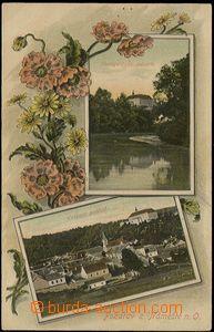 55606 - 1906 Náměšť n./O. - 2-views collage; Us, good condition