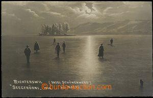 55675 - 1914 Richterswil (Insel Schönenwerd) - umělecká fotografi