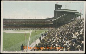 55684 - 1910 BASEBALL, stadión Forbes Field v Pittsburghu, Pennsylv