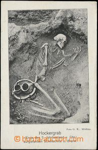 55690 - 1910 Želešice (Schöllschitz) - archeologický nález hrob