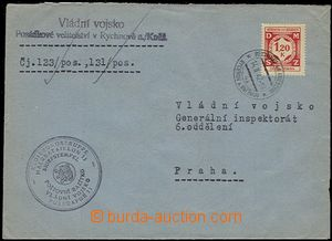 55766 - 1942 letter from company headquarters to Gen. inspectorate p