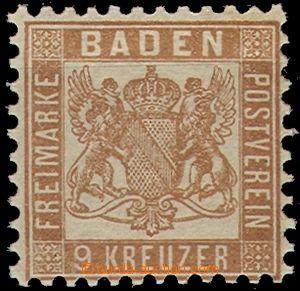 55871 - 1862 Mi.20b, mint never hinged (!), nice quality