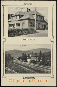 55921 - 1925? VOLOŠANKA (Volosianka, Hajasd / Вол