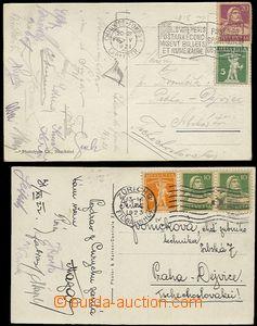 55951 / 4222 - Autogramy, rukopisy