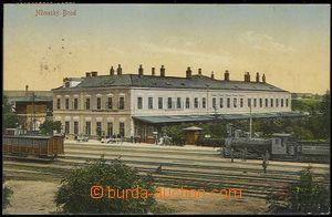 56140 - 1912 Havlíčkův Brod (Německý Brod) - railway-station; U