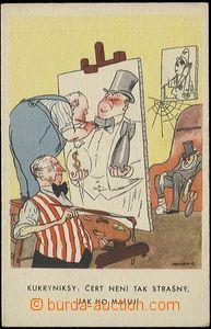 56172 - 1949 Kukryniksy: Čert není tak strašný, jak ho malují,