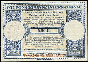 56594 - 1942 CMO6, CDS PRAG 1/ 12.XII.42; folds in margins