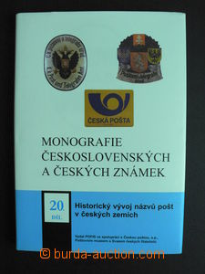 56614 - 2002 Kratochvíl: Monograph of Czechosl. and Czech stamps, 2