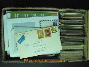 56621 - 1930-2000 WW  velká sestava dopisů z celého světa, čás