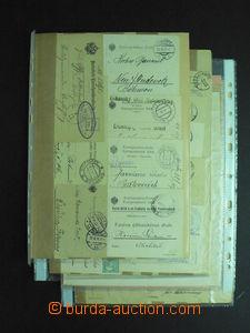 56746 - 1886-1919 AUSTRIA  selection of 40 pcs of PC Portofreie (pos