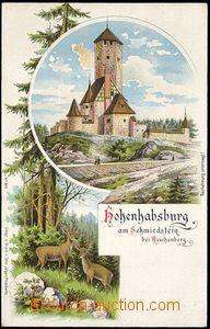 56766 - 1900 Liberec (Reichenberg) - outlook-tower Hohenhabsburg (Li