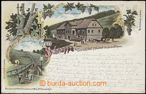 57002 - 1899 Číhalka u Olešnice v Orl. h. (Schnappe bei Giesshüb