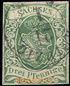 57163 - 1851 Mi.2, DR Leipzig 21/1, značka Pofis, luxusní střih