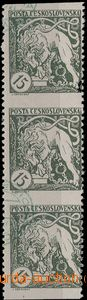 57178 -  Pof.27(?) 15h green with ¼; imprint in/at green color,