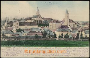 57430 - 1905 Pacov - general view; Us, good condition