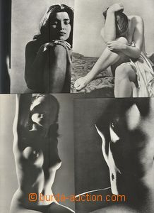 57699 -  NUDE, comp. 15 pcs of  B/W photos,  format ca. 12,5x17,5cm,