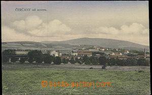 57789 - 1910 Čerčany - general view; Un, good condition
