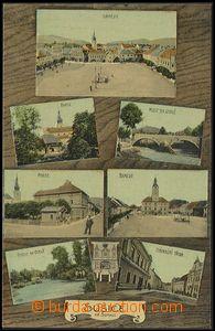 57927 - 1909 Sušice - 7-view; Us, very good condition