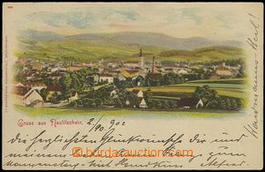 57936 - 1902 Nový Jičín - celkový pohled; DA, prošlá, dobrý s