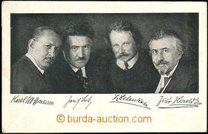 57980 - 1920? DRTIKOL František (1883–1961), pohlednice členů �