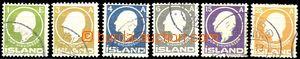 58090 - 1911 Mi.63-68  100. narozeniny J.K., čistá razítka, u č.