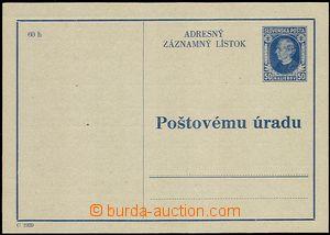 58206 - 1939 CAZ1, světle modrá, luxusní
