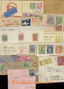58269 - 1871-1940 WW  sestava 12ks různých lepších starších ce