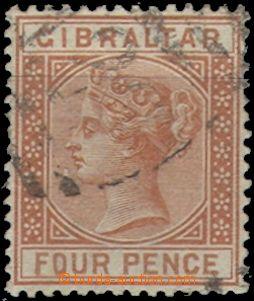 58303 - 1887 Mi.12, kat. 100€
