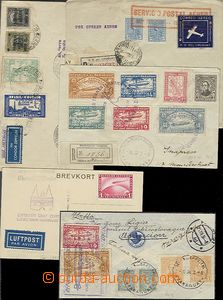 58321 - 1926-34 BRAZIL, PARAGUAY, URUGUAY and DEUTSCHLAND (GERMANY),