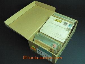 58372 - 1850-1930 AUSTRIA  larger part p.stat, contains clear also U